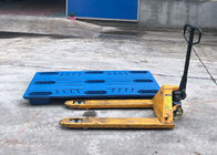 Recyclable Thermoformed HDPE Plastic Pallets Vacuum Form Technique Blue Color