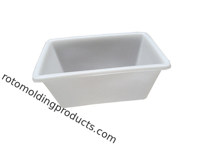 Custom Rotomolded Food Grade Poly Ice Cooler Bins Boxes Used For Steel Fire Pit