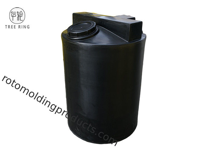 Virgin Grade Polyethylene Plastic Chemical Dosing Tank Liquid Storage 500 Litre